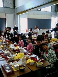 2007終了式lunch2
