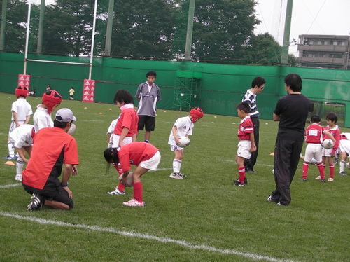 2008-06-08  早稲田クラブ交流 2年生