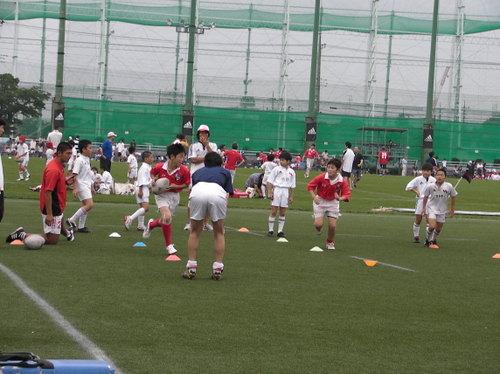 2008-06-08  早稲田クラブ交流 5年生