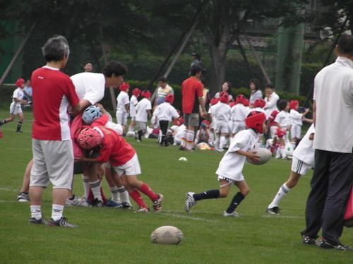 2008-06-08  早稲田クラブ交流 4年生