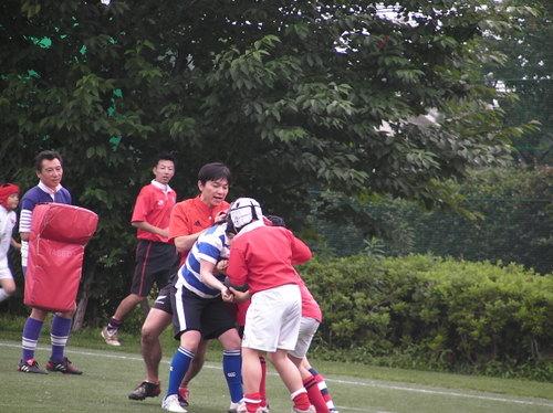 2008-06-08  早稲田クラブ交流 6年生